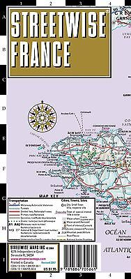 Map of France, by Streetwise