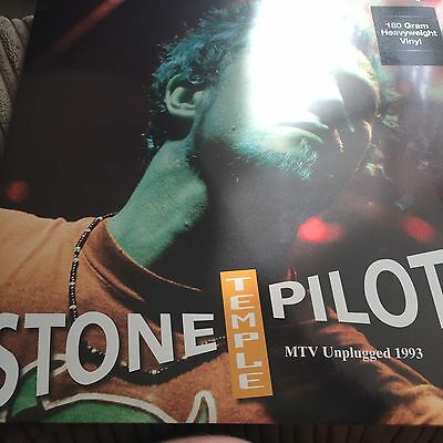 STONE TEMPLE PILOTS - MTV Unplugged 1993 LP ON 180G VINYL - NEW / SEALED
