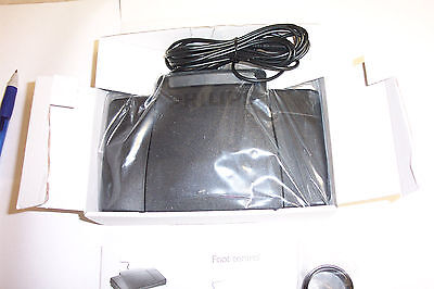 Dictaphone Transcriber USB Foot control NEW  for pearlcorder RS - 23 NIB