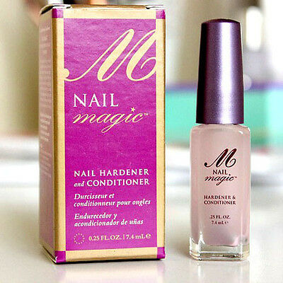 Nail Magic hardener and conditioner for healthy nails 7.4ml FREE P&P!