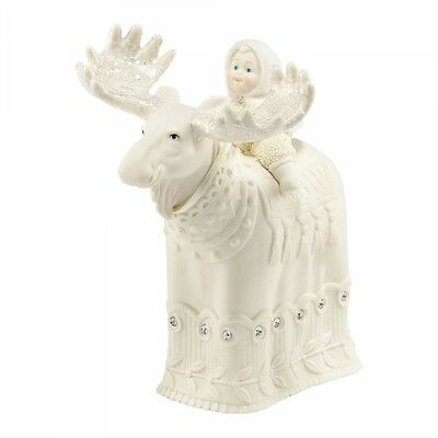Snow Babies - The Majestic Moose - 4043644 - New - Boxed