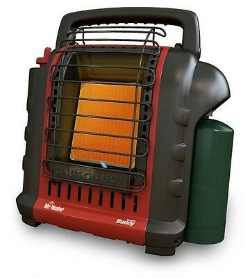 Mr Heater Buddy Propane Heater Variable to 9,000 BTU 21353