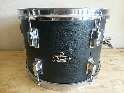 """Used 1970's Pearl Faux Leather 9x13"""" Tom Tom"""