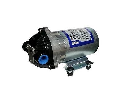 Pentair Shurflo 8025-933-299 115V 1.6GPM 90PSI 3 Chamber Diaphragm Booster Pump