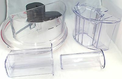 Kitchenaid Lid And Pusher W10451468  Kfpl13Ft For Food Proc Kfp1333 Heidelberg