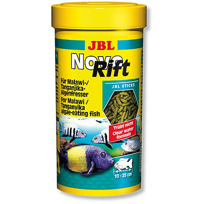 JBL NovoRift (Novo Rift) - Foodsticks for grazing Cichlids 250ml @ BARGAIN PRICE