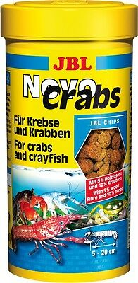 JBL NovoCrabs (Novo Crabs) - Main food for Crabs and Lobsters 250ml @ BARGAIN PR
