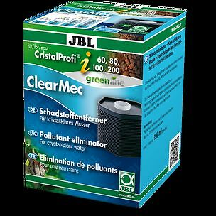 JBL Clearmec CristalProfi i60/80/100/200 - Set with nitrite, nitrate and phospha