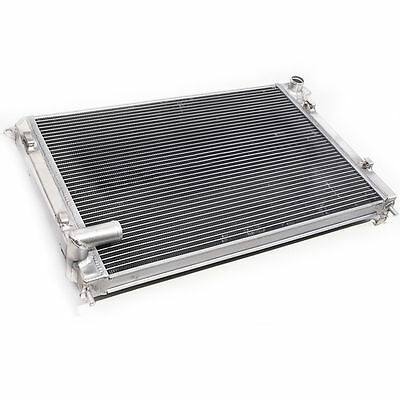 Alloy Aluminium Race Radiator Rad For Bmw Mini Cooper One R50 R52 R53 Air Con