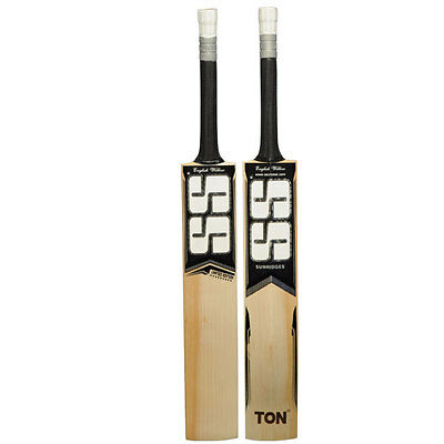 Ss Limited Edition Grade A English Willow Cricket Bat Size 4