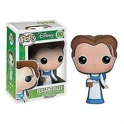 Funko - Beauty and the Beast Peasant Belle Pop! Vinyl Figure #90 New In Box