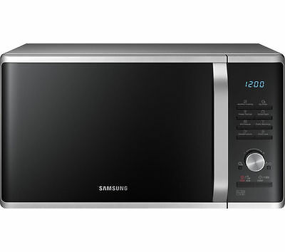 SAMSUNG MS28J5215AS / EU Solo Microwave Child lock Capacity: 28 litres  Silver