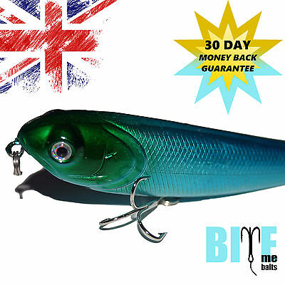 Surface Pencil Fishing Lure,rattling,topwater,minnow,pike,bass,sea,tackle,bait