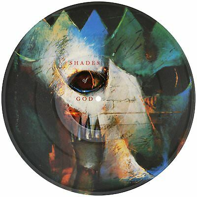 "PARADISE LOST Shades of God 12"" LP PICTURE DISC Vinyl NEW"