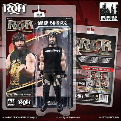 Ring of Honor Wrestling Action Figures Series 1: Mark Briscoe