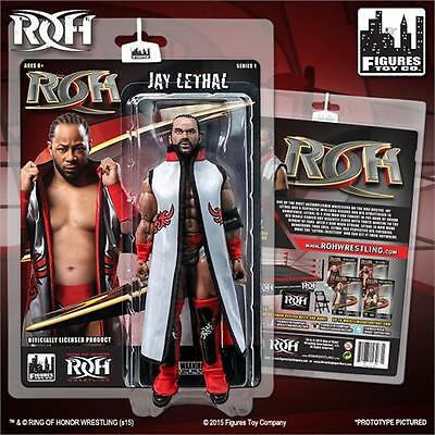 Ring of Honor Wrestling Action Figures Series 1: Jay Lethal