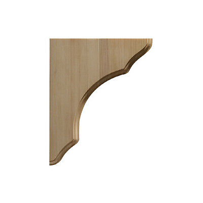 SALE 33005 Pine Shelf Bracket Brackets Structural