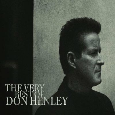 Don Henley The Very Best Of Cd 2009 Rock Country Compilation New