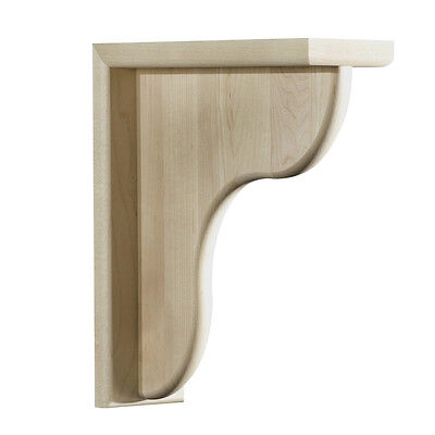 SALE Paint or Stain Grade Shelf Bracket Brackets Structural