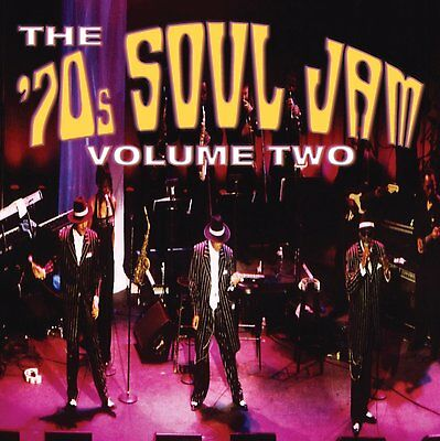 The 70s Soul Jam, Vol. 2 - Various Artists (CD, 2003, The Right Stuff)