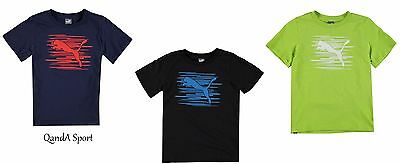 Kids Official Licensed Puma Soccer T-Shirt  - FREE POSTAGE - SALE