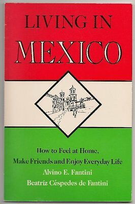 USED (VG) Living in Mexico: How to Feel at Home, Make Friends and Enjoy Everyday