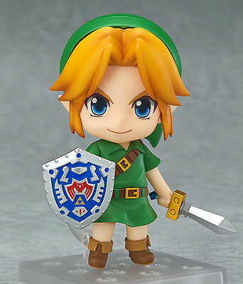 The Legend of Zelda Link Majora's Mask 3D Ver. Nendoroid