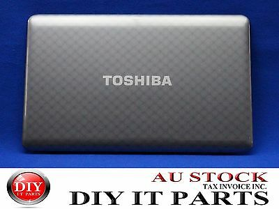 Toshiba Satellite L750 LCD Back Case Cover + Wireless Antenna P/N A000080300
