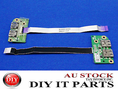 Toshiba Satellite L750 USB Board Module and Cable P/N  A000079370