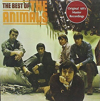 USED (LN) Best of The Animals (2006) (Audio CD)