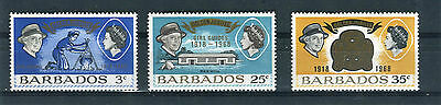 Barbados 1968 Golden Jubilee of Girl Guides MNH