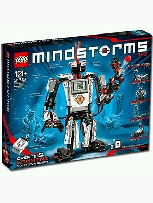 LEGO Mindstorms EV3 Robot Technic 31313 New Factory Sealed UK Seller #1 Seller