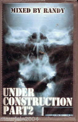 Under Construction Part 2 (2001) Musicassetta NUOVA Dj Nosferatu. The Nightmare
