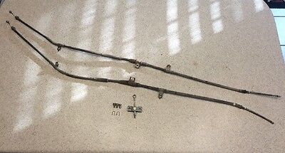 1992 Mitsubishi 3000gt Twin Turbo Vr4 Parking Brakes Cables E-Brake Cables Pair