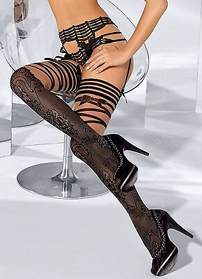 STOCKINGS FRENCH KISS von axami