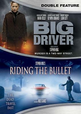 Big Driver/Stephen King's Riding The Bullet New Region 1 Dvd