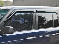 Range Rover L322 Wind Deflectors Set of 4  DA6075