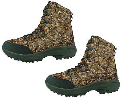 DAM MAD ALL TERRAIN BOOTS Schuhe Mimicry 3D Tundra Outdoor Stiefel Gr. 43