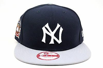 cbd1188c1d5 New York Yankees 1939 All Star Game Navy Gray New Era Medium-Large Snapback  Hat