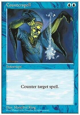 Contromagia - Counterspell MTG MAGIC 5E 5th Edition Eng/Ita