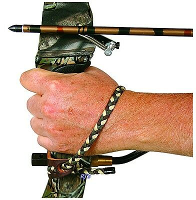 Braided Bow Sling by Allen Compound Bow Sling Bow Wrist Strap  662 Camo