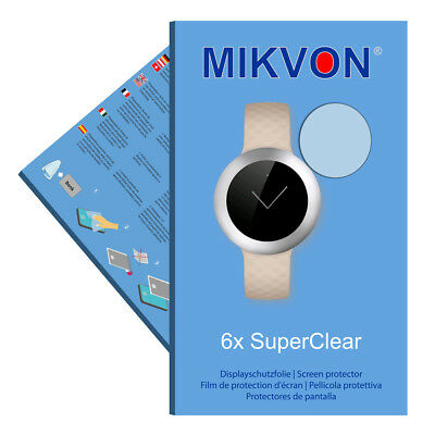 6x Mikvon films screen protector SuperClear for Huawei Band B0