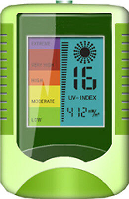 Portable UV Checker Five Levels with Digital Display