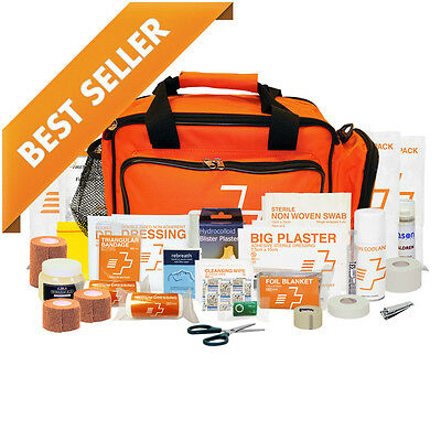 Firstaid4sport Lacrosse First Aid Kit Advanced