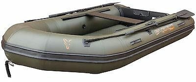 Fox FX 320 Inflatable Boat Air Deck Schlauchboot Angelboot