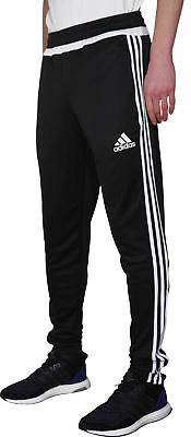 Adidas Tiro15 Kids Boys Skinny Skinnies Football Slim Tapered Training Pants - B