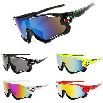 Fashion New Hot Sports Goggles Outdoor Glasses Cycling Bike Sunglasses