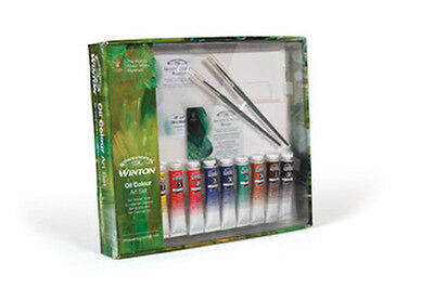 Winsor & Newton Winton Oil Colour Gift Set