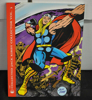 The Collected Jack Kirby Collector Vol.3 Near Mint