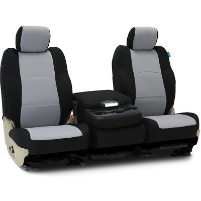 Coverking CSC2S3JP7130 Seat Cover For 2005 2007 Jeep Liberty 2nd Row Set